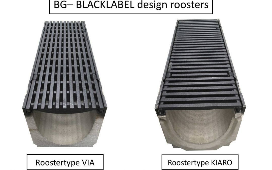 BG-BLACKLABEL design roosters