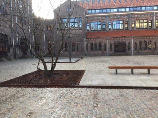 Eindhoven buitenruimte Delamondo