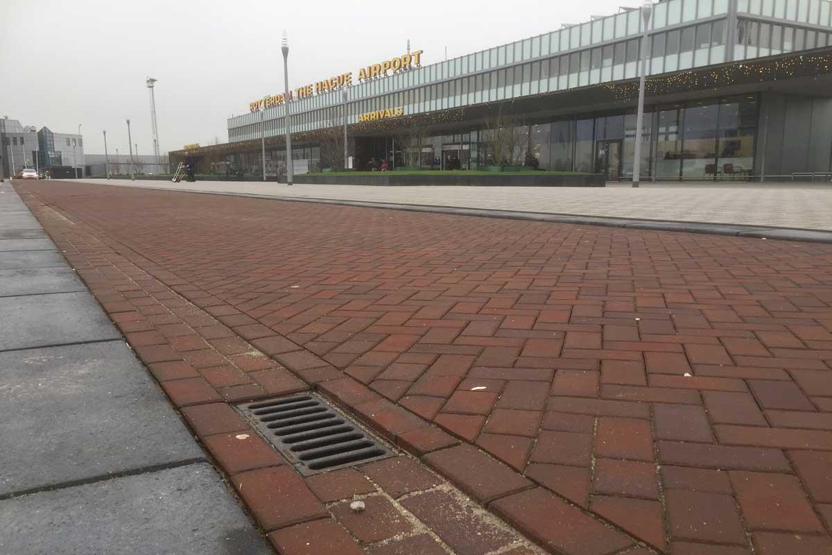 Airport Rotterdam The Hague