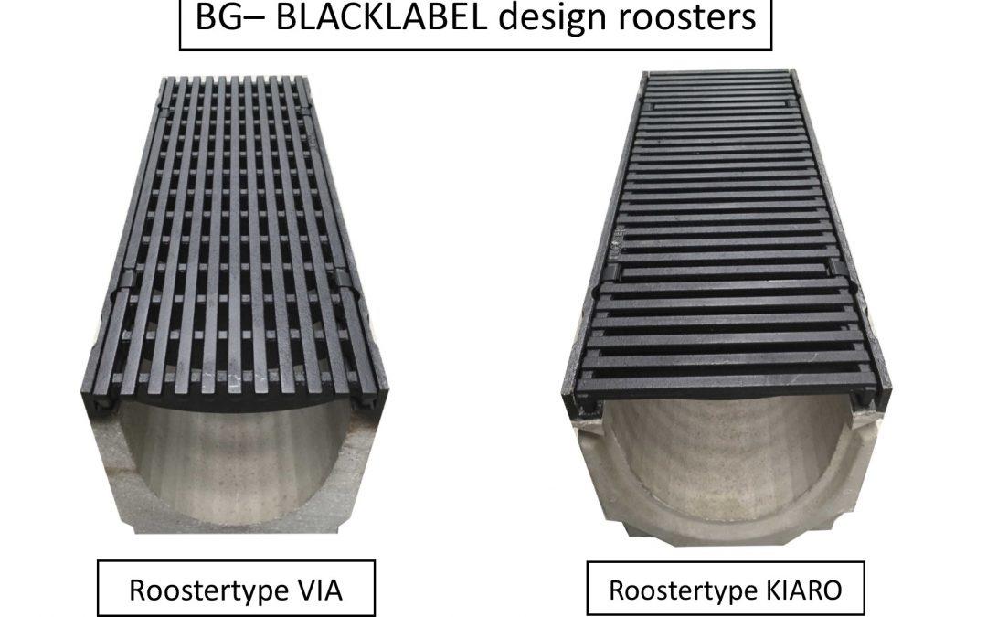BG-BLACKLABEL design roosters